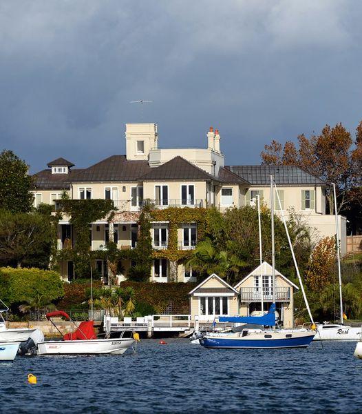 悉尼一套海景豪宅以超过3000万的价格售出