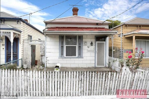 """房价直逼悉尼!墨尔本""""粉嫩""""废弃旧屋拍卖会成功逆袭 仅一个厕所最"""