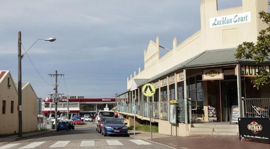 中国投资者买下悉尼新机场附近商业街