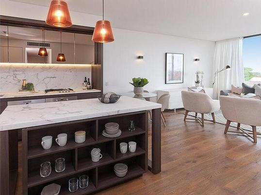 莫士文82平公寓刚建成2个月 已增值38万