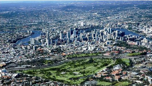 澳洲境内人口流动 搬迁者最爱布里斯班