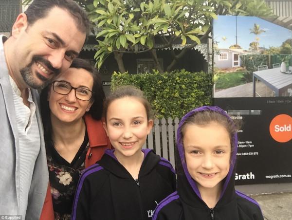 悉尼7岁女童名下已有价值$155万住房!赢在起跑线!(图)