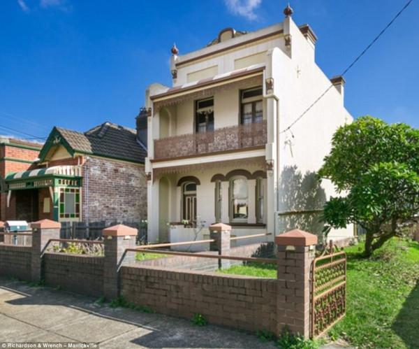 悉尼内西区130年老排屋$200万高价售出 4代人持有该房产十分罕见