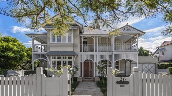 布里斯班最美昆士兰风格建筑秘密交易