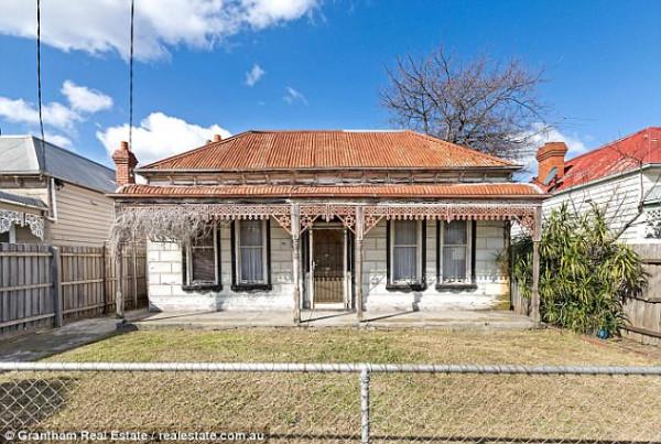 墨尔本一废弃房屋售价近$100万 电影制片人欲在此地拍恐怖电影