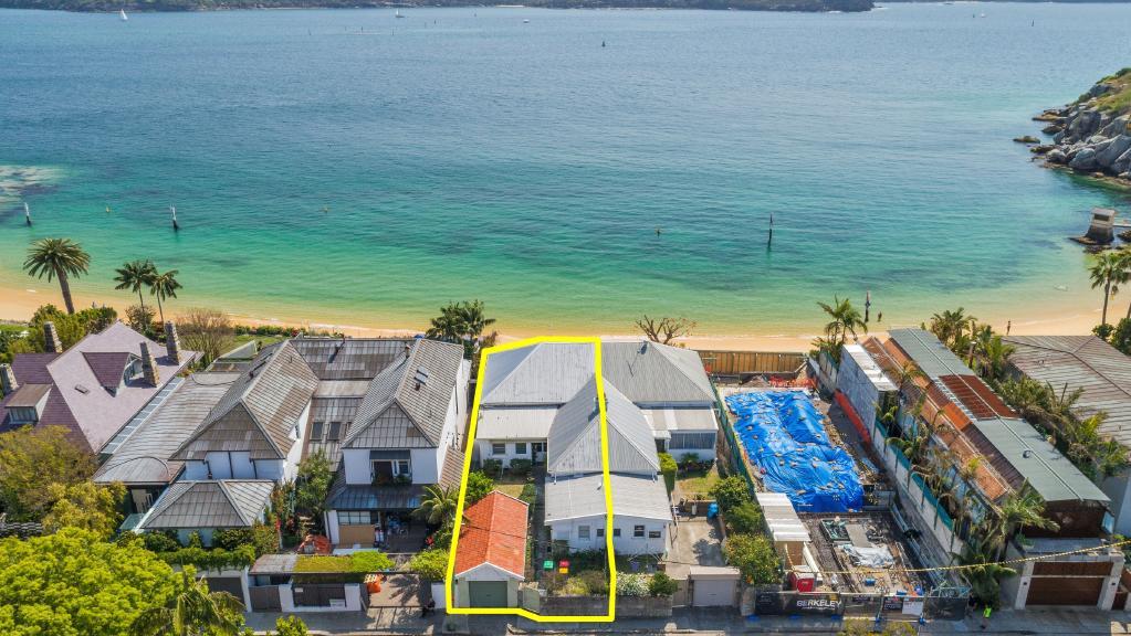 悉尼沃森湾家族大宅出售 与名人比邻