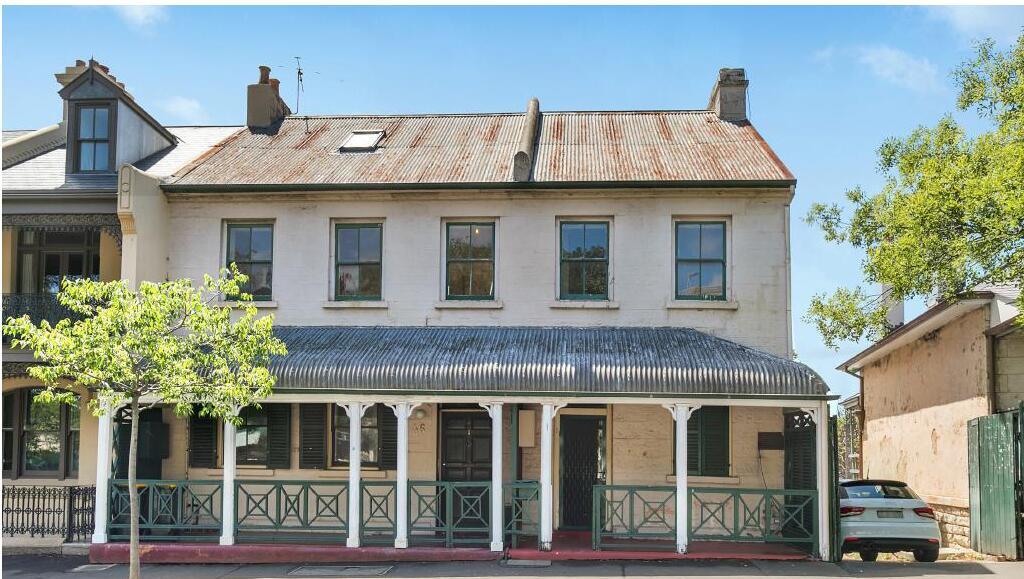 东悉尼富人区7栋古建筑拍卖 共售2290万