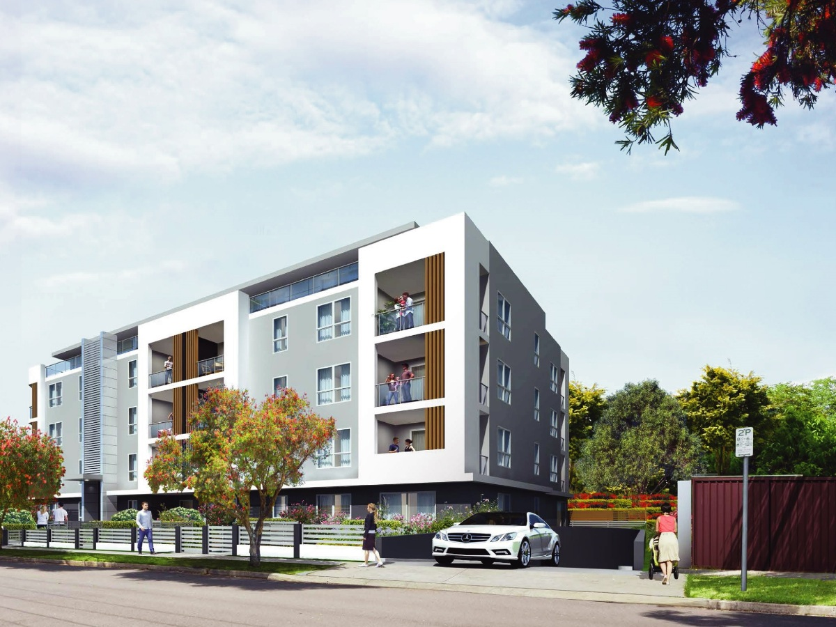 悉尼精品公寓Westmead boutique apartments