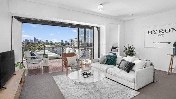 悉尼Camperdown一居室公寓以$90.5万成交!中介喜上眉梢:很满意