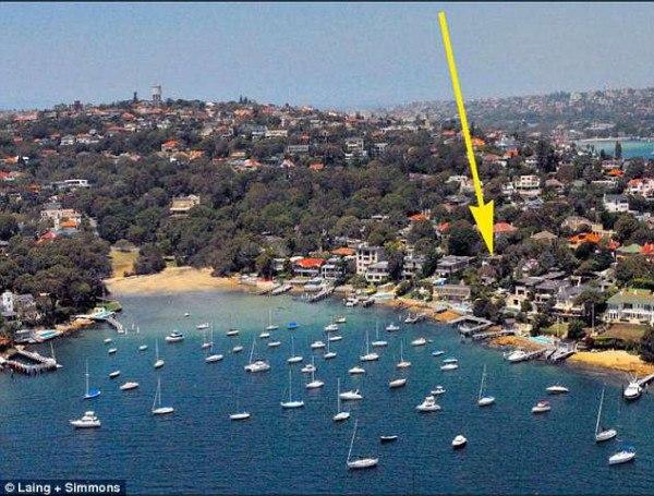 """悉尼富豪想打通四栋豪宅打造$1.1亿""""无敌家园"""",邻居反对声一片!"""""""