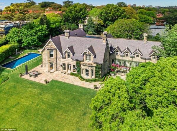谁将是下一任业主?悉尼Bellevue Hill豪宅将打破最贵房产记录!翻新一次
