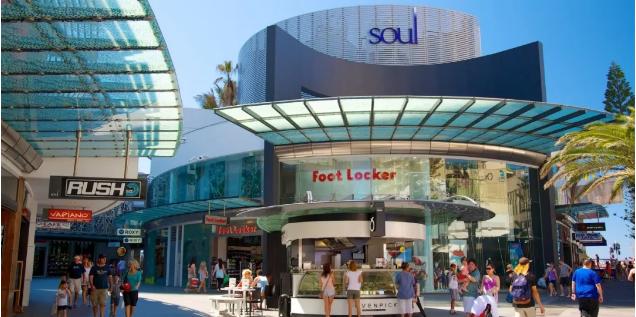 澳门博彩大王9000万澳币收购黄金海岸Soul步行商业区