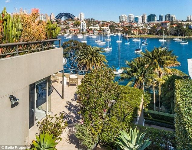悉尼Neutral Bay稀有好房上市出售,时隔近20年!可俯瞰悉尼海港美景